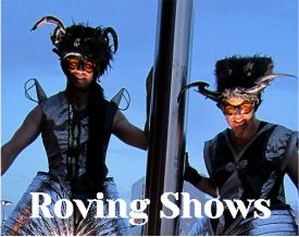 Roving Shows